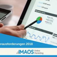 Herausforderungen im Online Marketing 2018